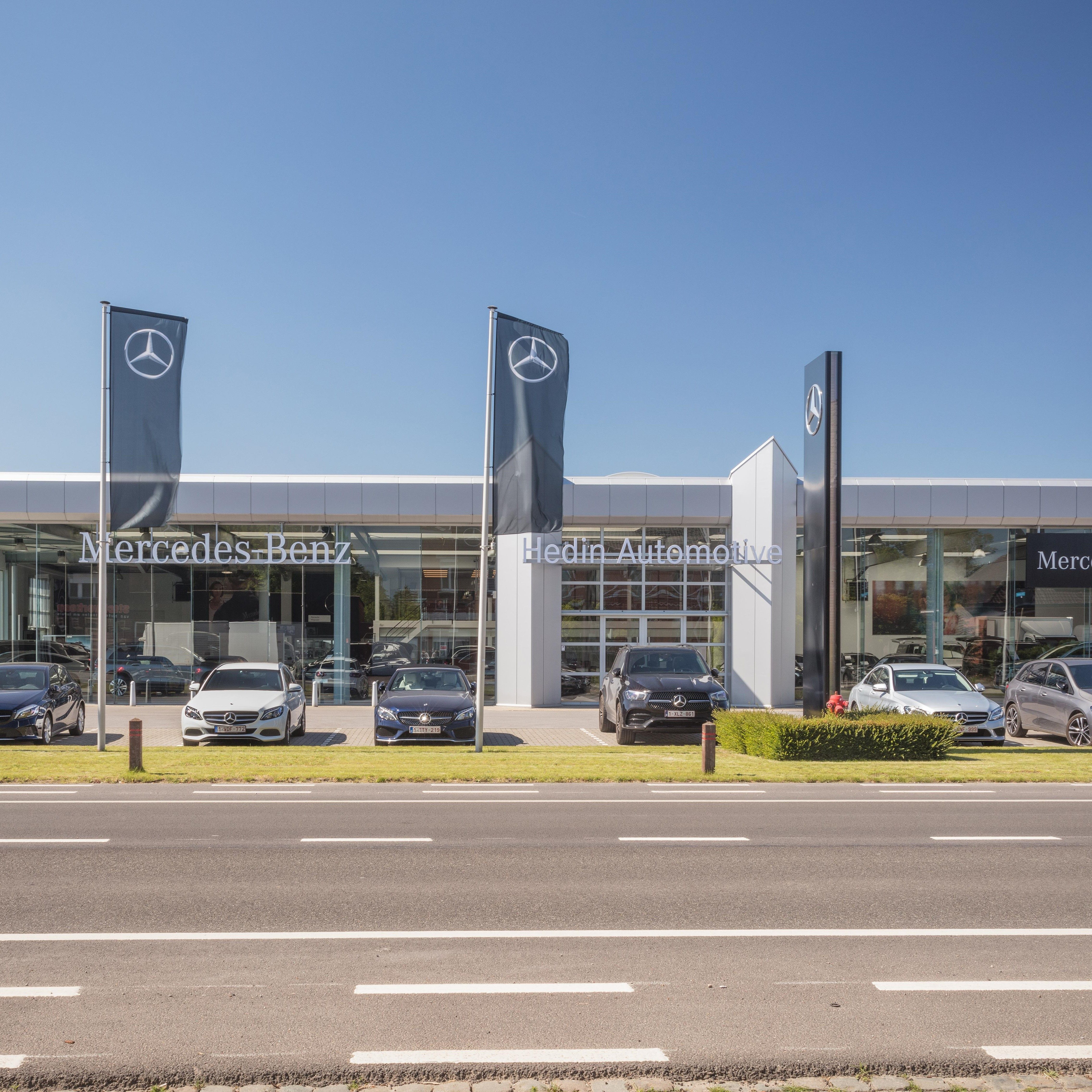 Hedin Automotive Boortmeerbeek