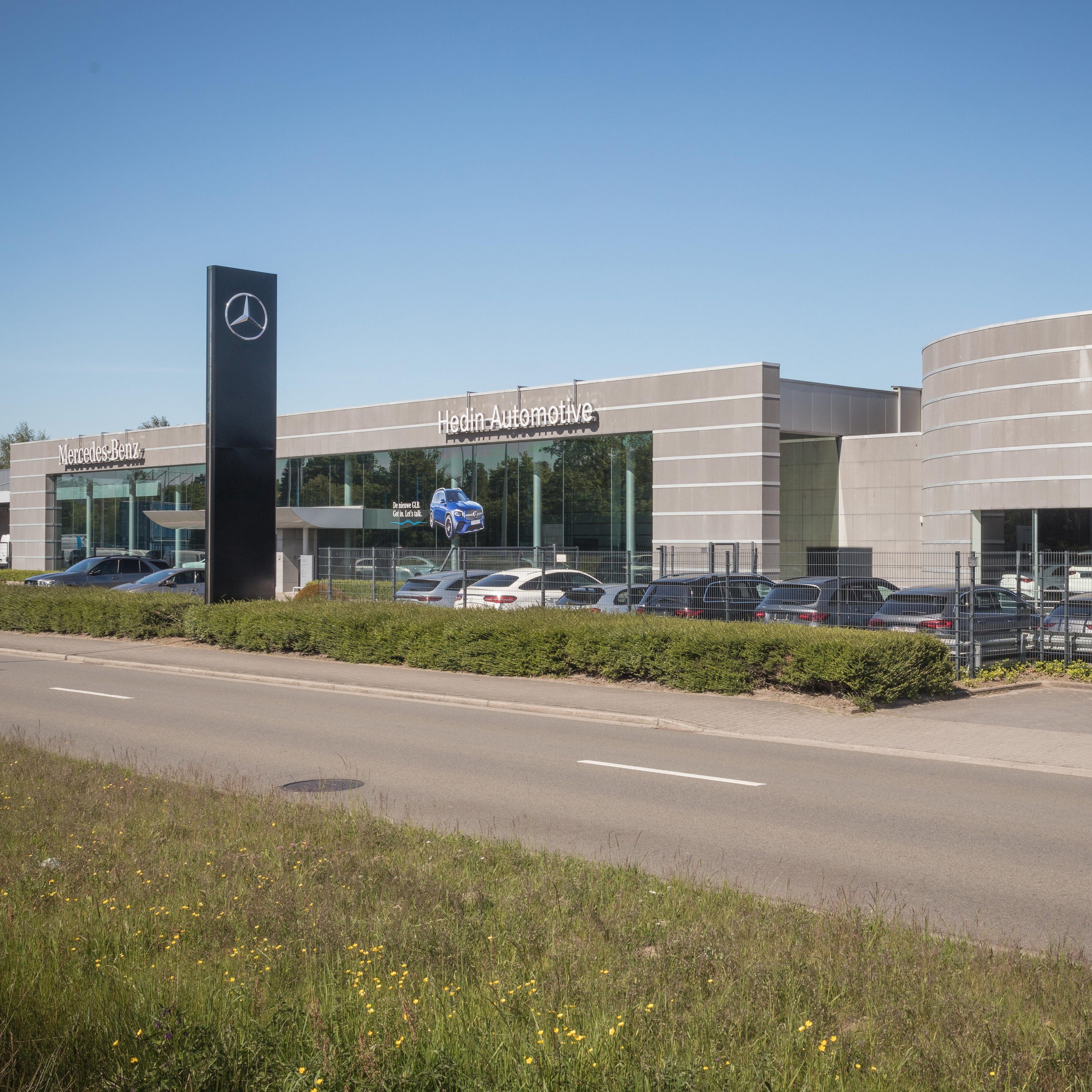Hedin Automotive Sint-Niklaas