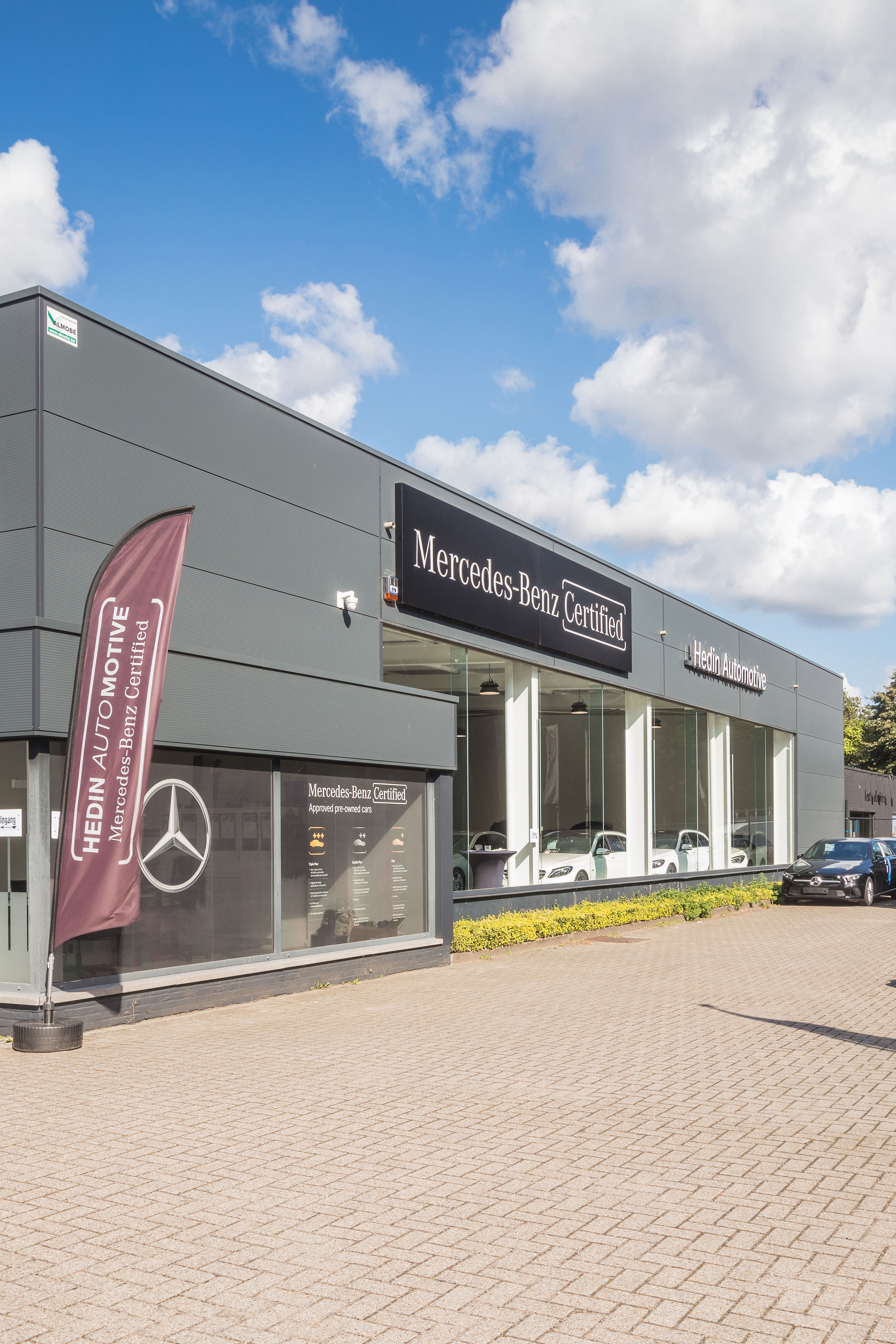 Hedin Automotive Zottegem