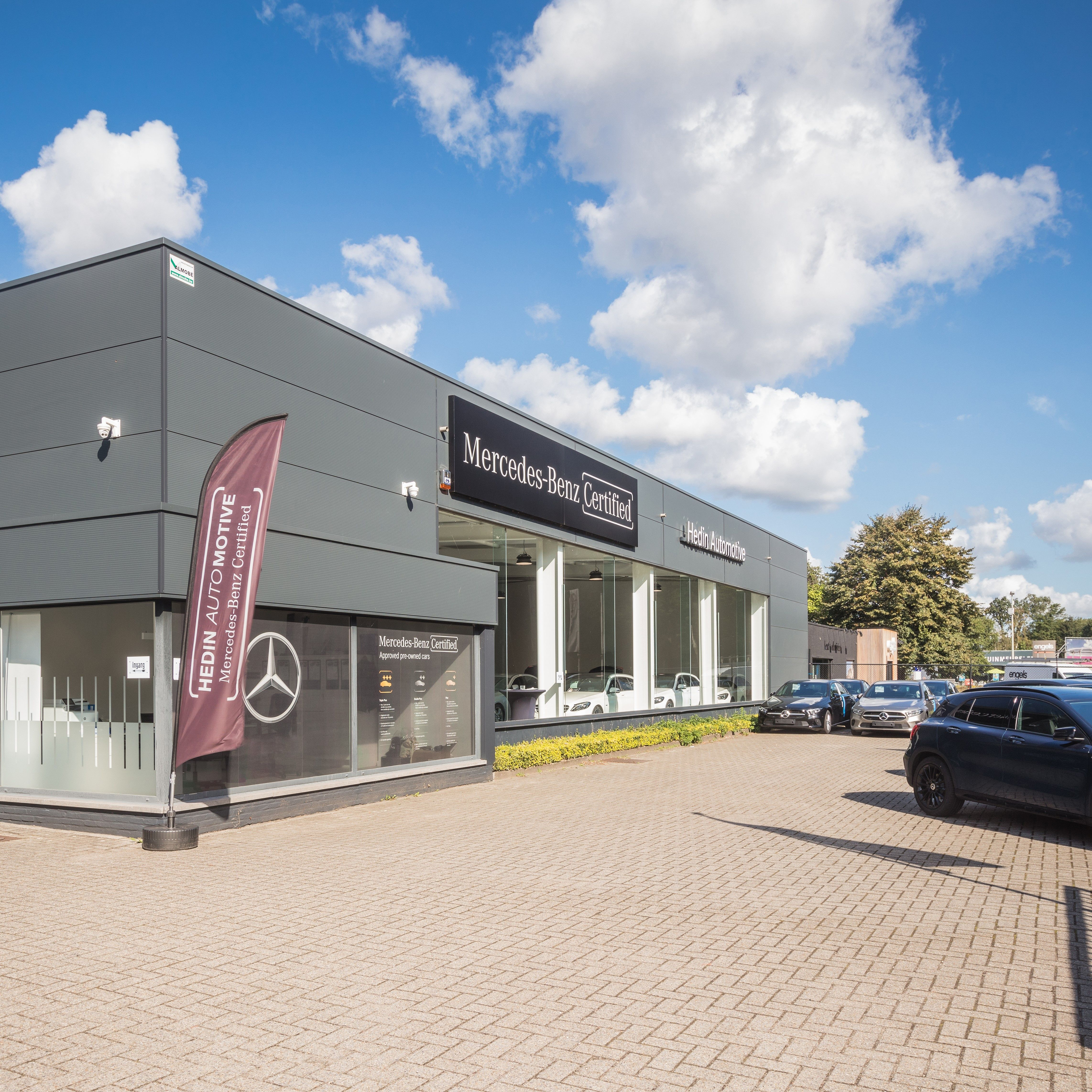 Hedin Automotive Kapellen
